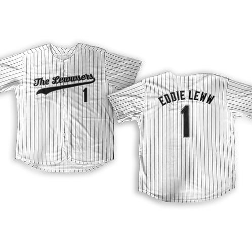 The Lewwsers Baseball Jersey