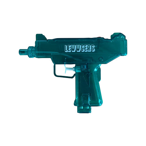 ( Green ) Uzi Water Gun