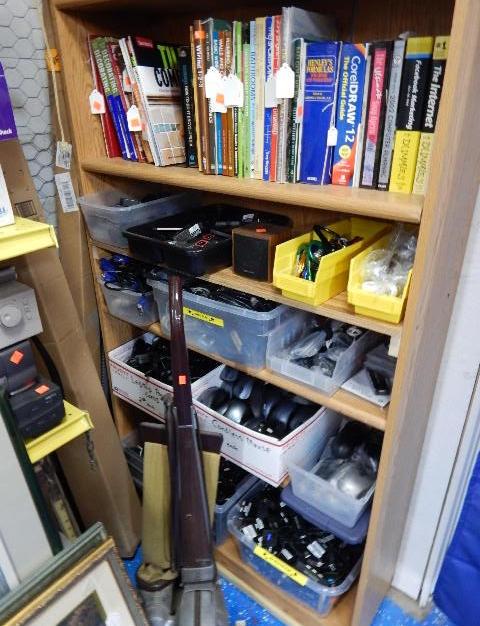 BOOKS & ELECTRONICS