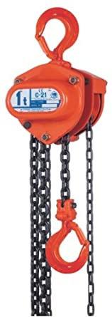 1 Ton - C21 Manual Chain Hoist