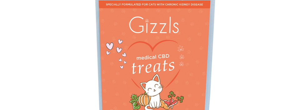 Especially for cats with CKD