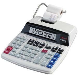Genie D69Plus 12-Digit Printing Calculator