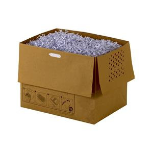 Rexel Recyclable Waste Sacks for Auto+ 250X Shredder