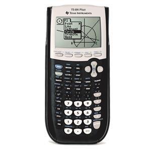 Texas Instruments TI-84 Plus Graphics Calculator