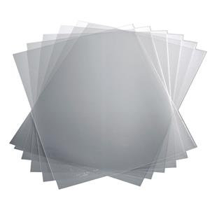Durable A4 Report Covers Capacity 100 Sheets Transparent 50 Report Covers