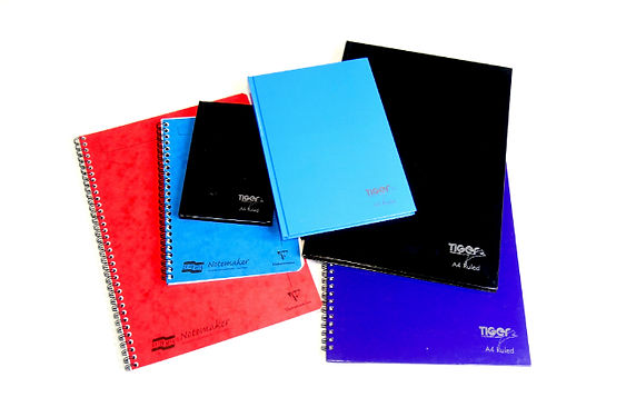 Office Supplies Stationery Books and Pads