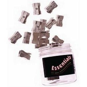 Essentials Metal Pencil Sharpener