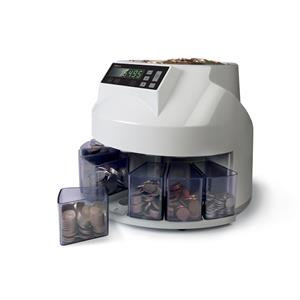 Safescan 1250 GBP Coin Counter and Sorter for Sterling