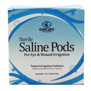 Blue Dot (20ml) Eye Wash Pods