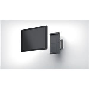 Durable Wall-mounted Tablet Holder (Silver)