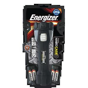 Energizer Hardcase Professional 4 LED Torch with 4 AA Batteries (Black/Grey)