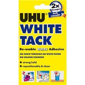 UHU White Tack Handy Pack