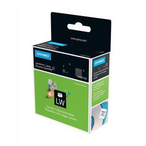 DYMO LabelWriter (25mm) Square Multi-Purpose Labels (White)