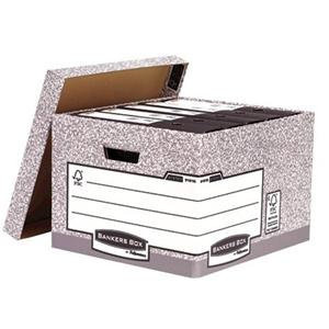 Fellowes Bankers Box System Large Storage Box