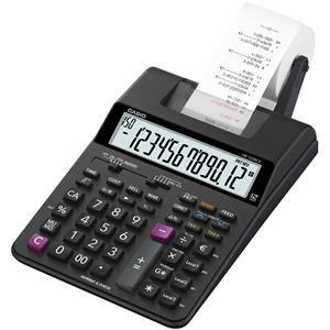 Casio HR-150RCE Printing Desktop Calculator Euro Conversion Tax Calculation