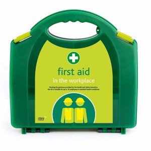 Reliance Medical Essentials HSE 20 Person First Aid Kit in Aura Standard Box