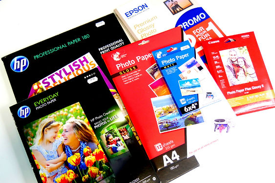 Office Supplies Stationery Photo Paper