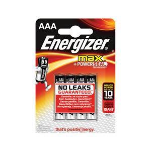 Energizer Max (AAA) Alkaline Batteries