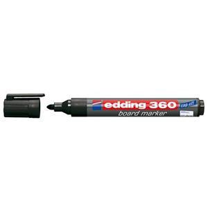 Edding 360 Whiteboard Marker Bullet Tip 1.5-3mm Line / Pack of 10