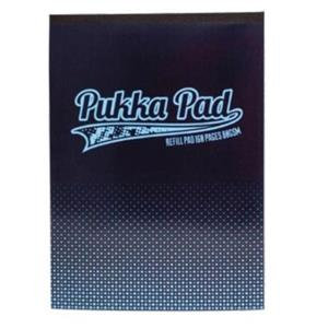 Pukka Pads (A4) Halftone Refill Pad (Assorted Colours)