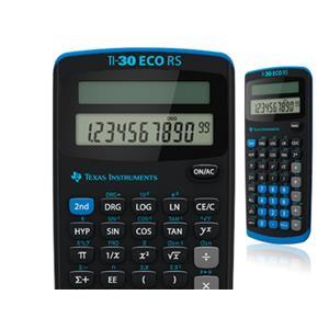 Texas Instruments TI-30 Eco RS Scientific Calculator