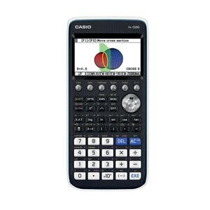 Casio FX-CG50 Graphic Calculator 3D Graph Catalogue Function (Black)
