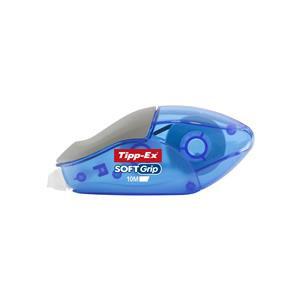 Tipp-Ex (5mm x 10m) Soft Grip Correction Tape Roller