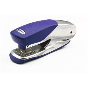 Rexel Matador Pro Half Strip Stapler (Silver/Blue)
