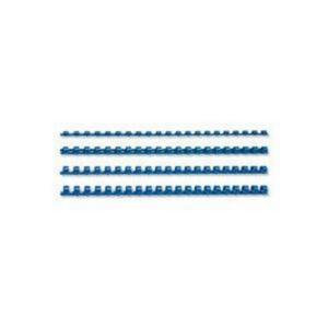 Fellowes 12.5m A4 Plastic Comb Blue
