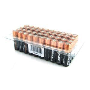 Duracell (AA) Alkaline Batteries