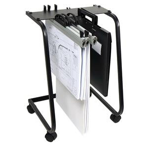 Arnos (A2) Hang-A-Plan Trolley (NOTE: Binders NOT included)