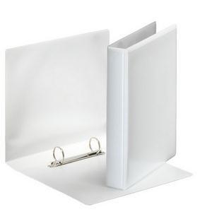 Esselte Essentials 25mm Presentation Binder (A5) White