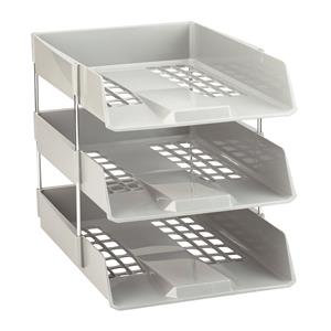 Avery Standard (A4/Foolscap) Stackable Versatile Letter Tray / Pack of 1