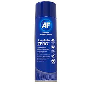 AF Sprayduster ZERO (420ml) Aerosol with Active Carbon
