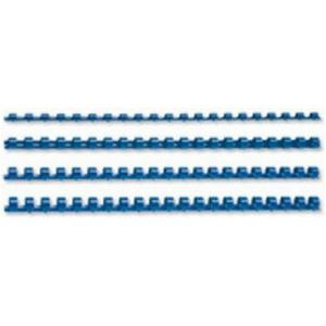 Fellowes (6mm) A4 Plastic Binding Comb (Blue) -1 x Pack of 100 Binding Combs