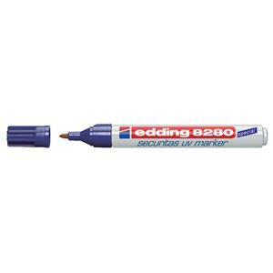 Edding 8280 Security UV Marker Bullet Tip 1.5-3mm