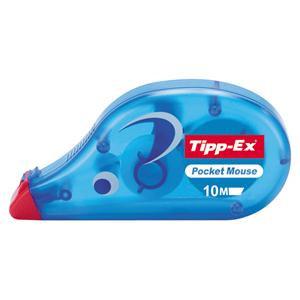 Bic Tipp-Ex Pocket Mouse Correction Tape (White)