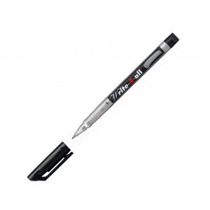 Stabilo Write-4-All Super Fine (0.4mm) Marker Pen (Black)