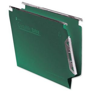 Rexel Crystalfile Classic Lateral File (Green)