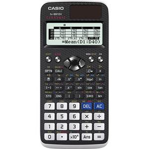 Casio FX-991EX Scientific Calculator 552 Functions High Resolution LC Display