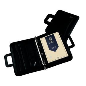 Collins BT001 Conference Folder with Retractable Handles