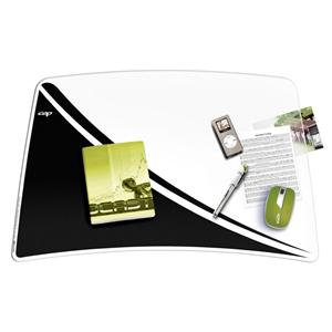 CEP CepPro Recyclable Desk Mat (Black/White)