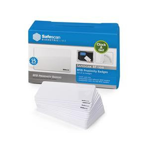 Safescan RF-100 Cards Radio Frequency Identification for Safescan TA-810 & TA-85