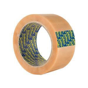 Sellotape Case Sealing Tape Vinyl 50mm x 66m Clear