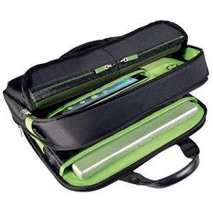 Leitz Complete Laptop Smart Traveller Bag (Black) for 15.6 inch Laptops