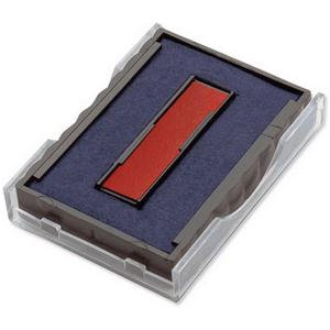 Trodat 6/4750/2 Replacement Ink Pad (Red/Blue)