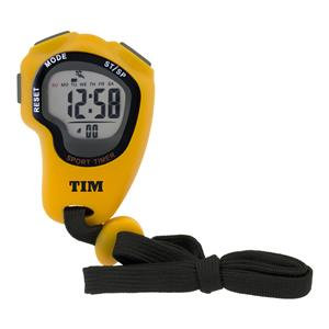 Acctim Olympus LCD Stopwatch (Yellow)