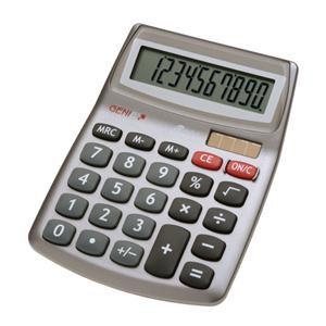 Genie 540 10-Digit Desktop Calculator
