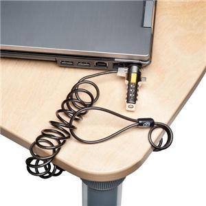 Kensington Portable Combination Laptop Lock DD