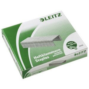 Leitz 25/10 Steel Staples for Leitz Heavy Duty Flat Clinch 5552 S